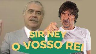 JOSÉ SARNEY, O REI DO MARANHÃO  - EDUARDO BUENO