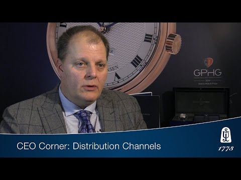 CEO Corner: Distribution Channels