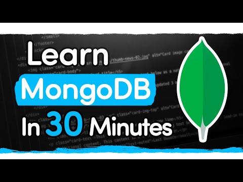 MongoDB Crash Course