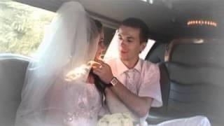 Романтичний весільний кліп  м Ковель