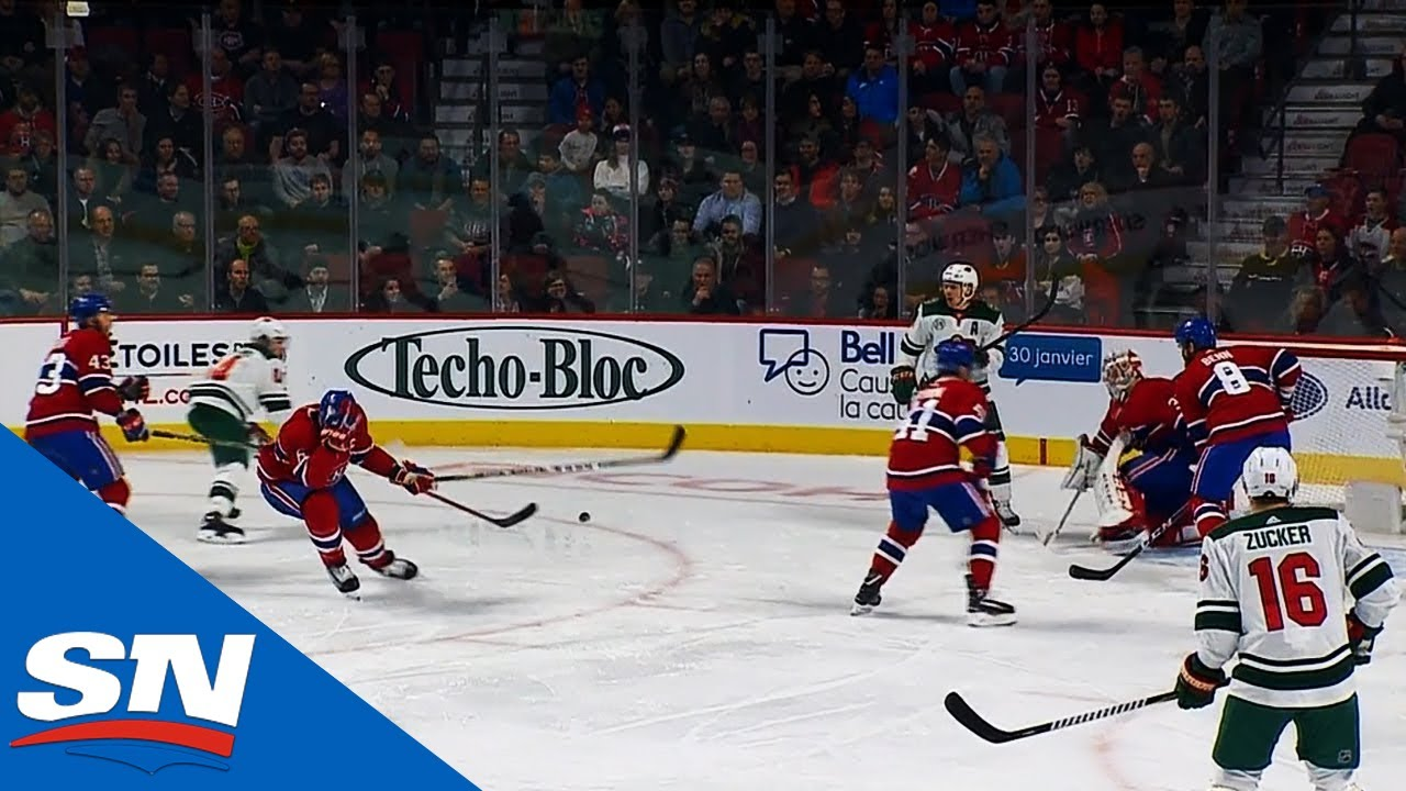 643ed40c5f7 Canadiens captain Shea Weber leaves game after taking puck to face |  Sporting News Canada