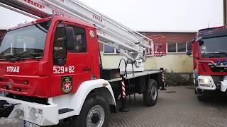 Ochotnicza Straż Pożarna w Starogardzie Gdańskim podsumowała rok 2018
