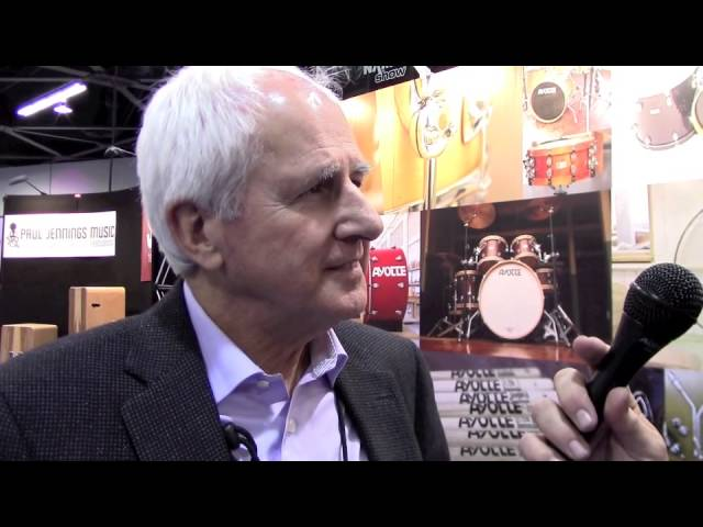 2014 Winter NAMM At Ayotte Drums