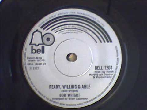 bob wright   - ready willing & able