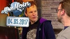 Fabian Döhla im Gespräch über Schuhe, das erste Gehalt & Wandern | MoinMoin mit Etienne