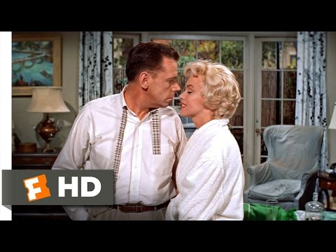 The Seven Year Itch (5/5) Movie CLIP - What a Girl Wants (1955) HD