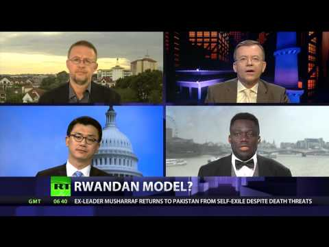 CrossTalk: Rwandan Model?