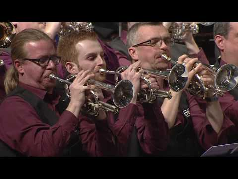 EBBC17 - Dial 'H' for Hitchcock - Brass Band Buizingen