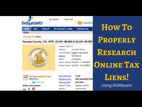 understanding-online-tax-lien-investing-with-bid4assets