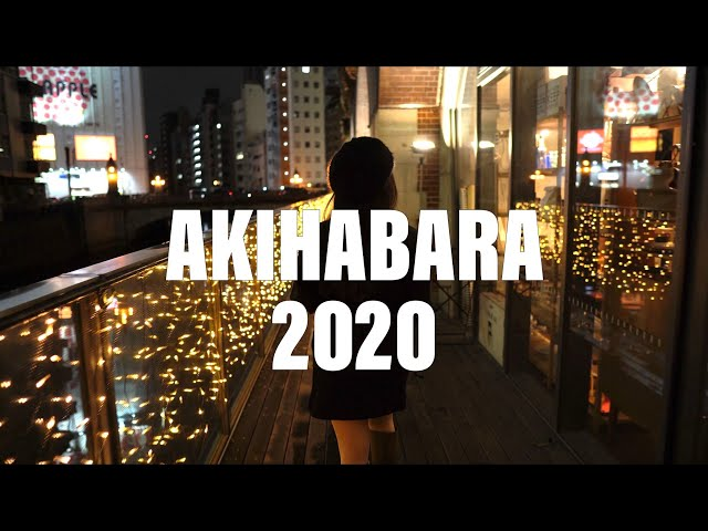 Akihabara in 2020 I Cinematic Vlog 4 I Forest Fire by Lvly, Frigga