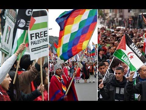 Solidaridad con los pueblos de Oriente Medio en su lucha contra el colonialismo