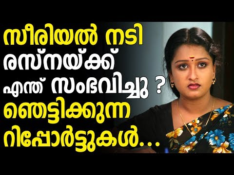 What Happened to Paarijatham Fame Actress Rasna?
