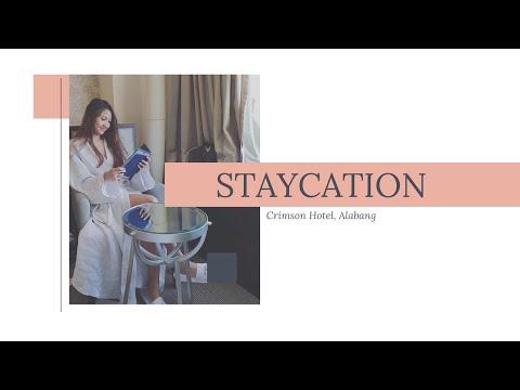 STAYCATION: CRIMSON Hotel #VickyLoves #Travel