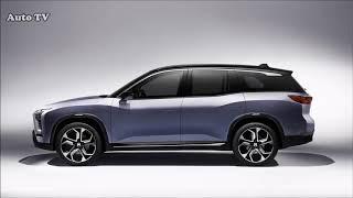 2018 NIO ES8 Full REVIEW - Half The Price Tesla Model X