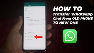 WhatsApp Chats Backup And Restore | How To Transfer WhatsApp Chats Old Mobile To New Mobile 2021