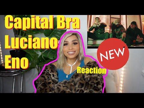 Capital Bra feat. Luciano und Eno - Roli Glitzer Glitzer Reaktion