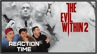The Evil Within 2 E3 2017 Trailer - Reaction Time!