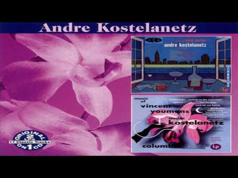 Andre Kostelanetz -  Music of Cole Porter & Vincent Youmans  GMB