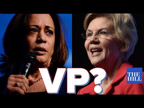 Panel: Warren floats Kamala as VP