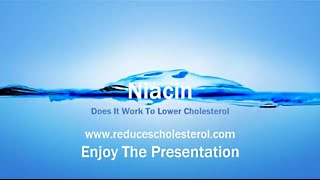 Niacin Does It Work Lower Cholesterol