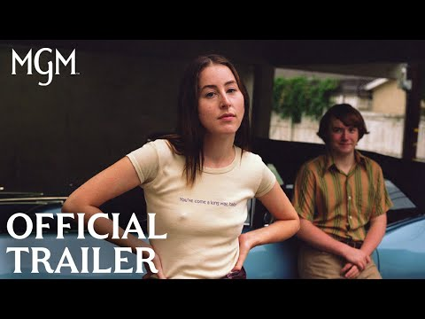 LICORICE PIZZA | Official Trailer | MGM Studios