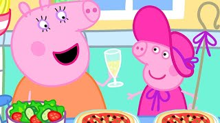 Peppa Pig Full Episodes | Peppa Pig Celebrates Mother's Day 🌹 | Kids Videos