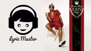 Bruno Mars - Finesse | Lyrics [KARAOKE]