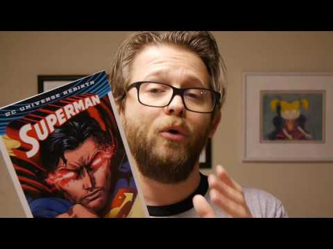 Wednesday Graphic Novel Review: Green Arrow Vol. 1 and Superman Vol. 1