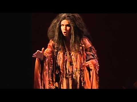 """Azucena """"Stride la vampa"""" Il Trovatore Verdi LIVE Jana Sýkorová"""