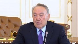 Елбасы призвал увеличить темпы строительства новых школ и больниц Алматы