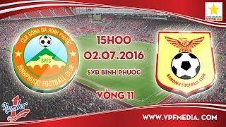 Binh Phuok vs Nam Dinh full match