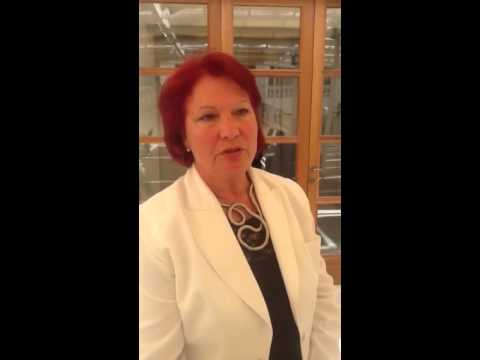 Interview with Ms. Mary Gaerty - President National Council of Women (Malta) ITA
