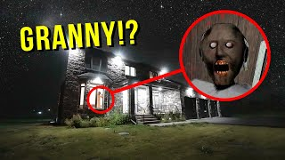 DRONE CATCHES GRANNY BREAKING INTO MY HOUSE!! (SHE TOOK MY HOUSE)