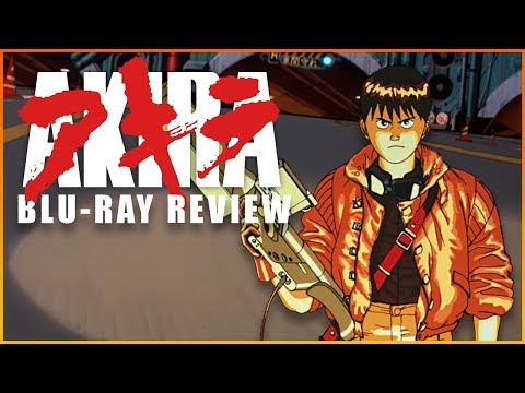 Akira 25th Anniversary Edition Blu-ray Review - Aficionados Chris (ft. Jan Rabson)
