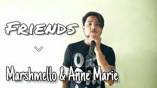 #Marshmello & #Anne marie :- #Friends [#Cover by Abi]
