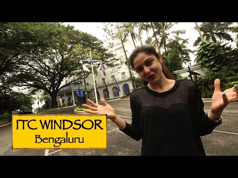 ITC Windsor Hotel    Bengaluru