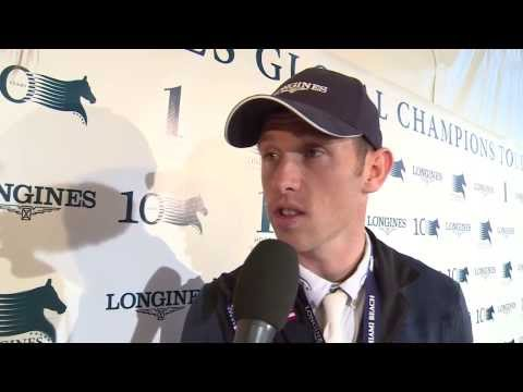 LGCT Miami Beach Grand Prix winner Scott Brash (GBR)