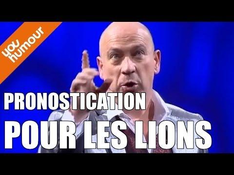 JEAN-LUC BORRAS, Pronostication pour les Lions