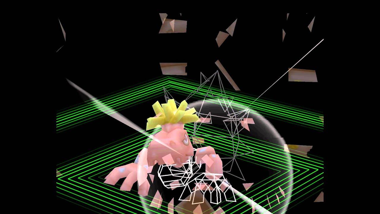 Digimon World - Shellmon to MegaSeadramon 1080p - YouTube