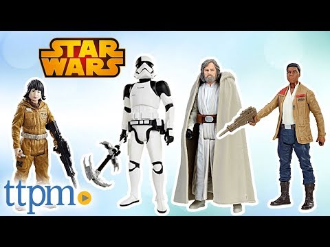 Star Wars: The Last Jedi Force Link Figures from Hasbro