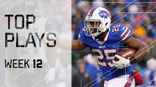 Top Plays (Week 12) | NFL