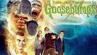 Knee-Jerk Reactions to Goosebumps