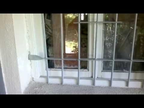 Решетки на окна своими руками ВИДЕО, Изготовление металлических решеток на окна для дачи своими рука
