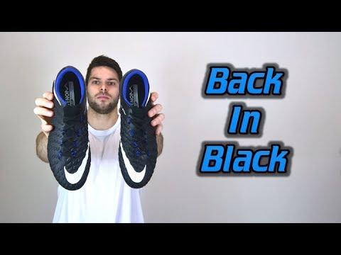 online store 44005 aa175 Nike Hypervenom Phantom 3 Low (Pitch Dark Pack) - One Take Review + On Feet