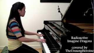 Radioactive - Imagine Dragons (Piano Cover)