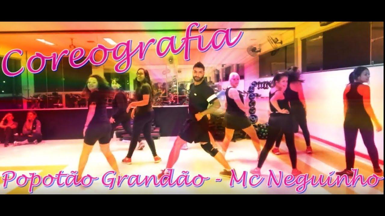 Popotão Grandão - Coreografia - YouTube