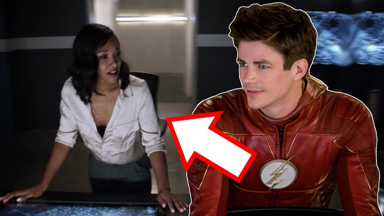 THIS is the Future of Iris West! Good or Bad? - The Flash Season 5