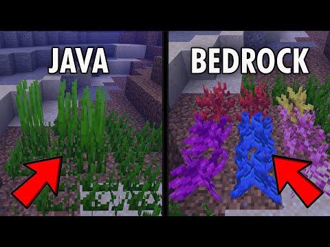 Cosas ÚNICAS de Minecraft BEDROCK