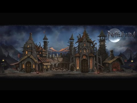 Niffelheim - Game Art Design Process [HD 1080p]