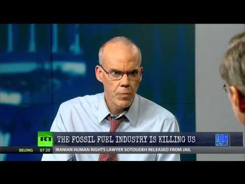 Global warming...Do The Math w/Bill McKibben
